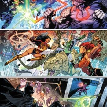 DC Future State Gossip: No More Shagging Each Other In Justice League
