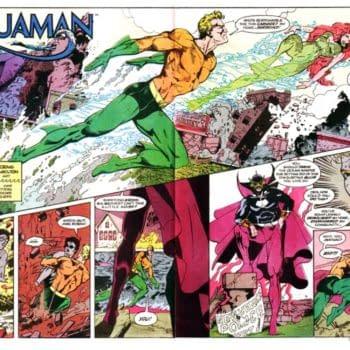 Help Craig Hamilton Of Aquaman, Fables, Spectre Pay His Medical Bills