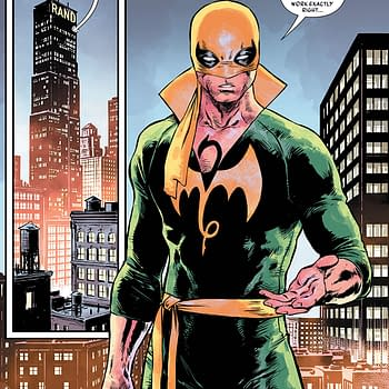 Speculator Corner: New Iron Fist To Replace Danny Rand