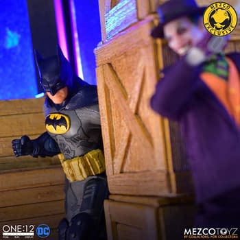 Batman: Supreme Knight Darkest Dawn Available From Mezco Toyz