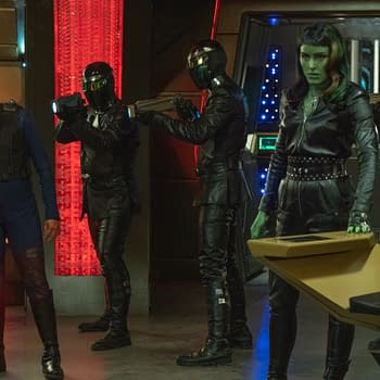 Star Trek: Discovery S03 Finale Preview: Can the Federation Be Saved