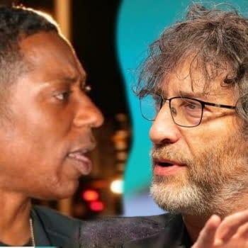 Neil Gaiman and Orlando Jones - The Daily LITG 28th January 2021