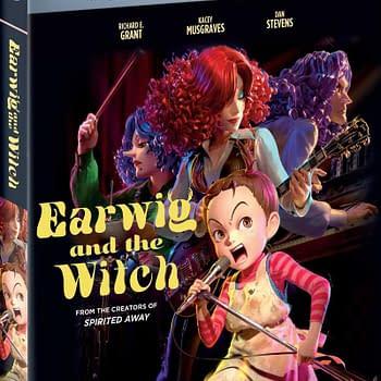 Studio Ghibli Film Earwig And The Witch Hits Blu-ray April 6th