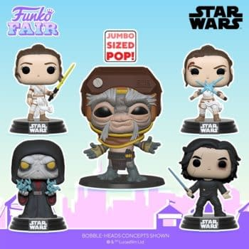 Funko Fair Star Wars Reveals - Hoth Luke, Rise of Skywalker and More