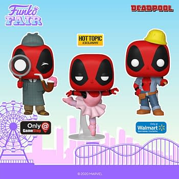 Deadpool Plays Dress-up as Funko Unveils 30th Anniversary Pops