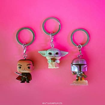 Funko Fair Star Wars Reveals - Pop Keychains & Mystery Minis