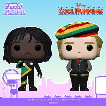 Cool Runnings Slides Into Funko Fair with Pop Reveals