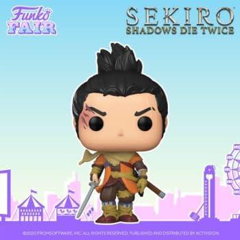 Funko Fair Reveals - Assassin's Creed, Sekiro, and Pokemon