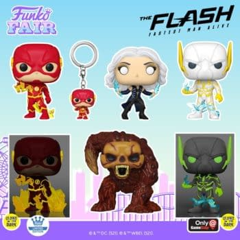 The Flash Races on in With a New Wave of Pops From Funko