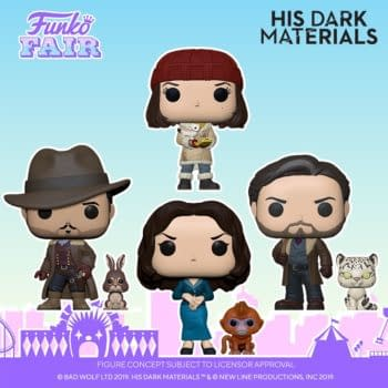 His Dark Materials Comes to Life as Funko Unveils Pops