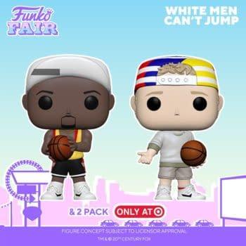 Funko Announces Pop Vinyls for White Men Can't Jump