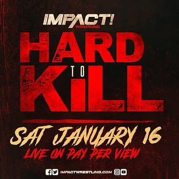 The official logo for Impact Wrestling's Hard to Kill PPV