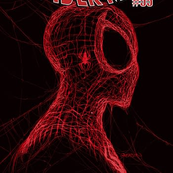 A Red Choice for Amazing Spider-Man #55 Second Printing