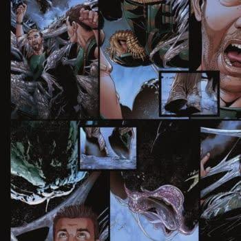 Preview: Marvel's Alien #1 – Phillip Kennedy Johnson, Salvador Larocca