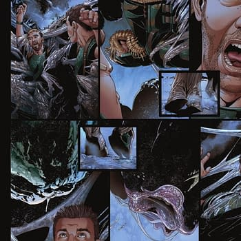 Preview: Marvels Alien #1 &#8211 Phillip Kennedy Johnson Salvador Larocca