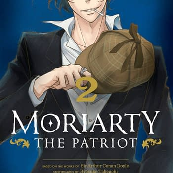 Moriarty the Patriot Vol. 2: Enter A Rebooted Sherlock Holmes