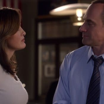 Law & Order SVU partners Benson and Stabler are being reunited. (Image: NBCU)