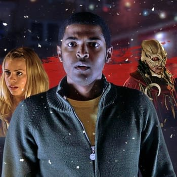 Doctor Who Alum Noel Clarke Sounds Open to Being The Next Doctor