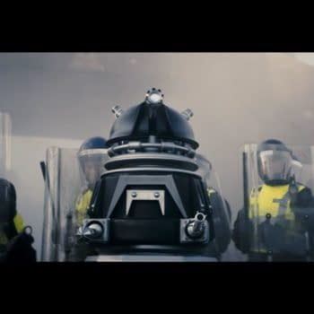 Ten Thoughts About Doctor Who: Revolution Of The Daleks