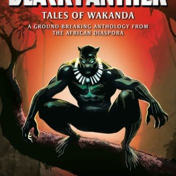 Nikki Giovanni Creates Black Panther Story For Tales Of Wakanda