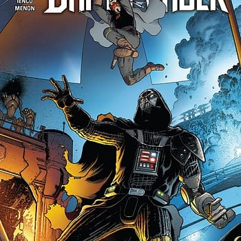Star Wars Darth Vader #9 Review: The Logic Behind The Legend