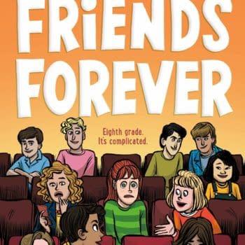 Million Print Run For Shannon Hale & LeUyen Pham's Comic, Friends Forever