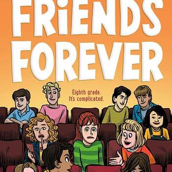 Million Print Run For Shannon Hale &#038 LeUyen Pham OGN Friends Forever