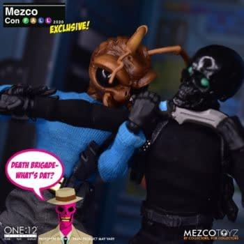 Will the Black Skull Death Brigade Be Mezco Toyz Next One: 12 Release?