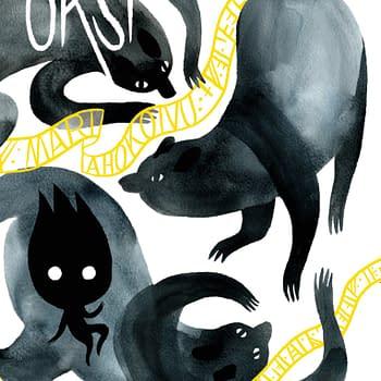 Mari Ahokoivus 376-Page Graphic Novel Oksi Publishing in English