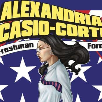 Comic Book Star Alexandria Ocasio-Cortez Crushes Ted Cruz on Twitter