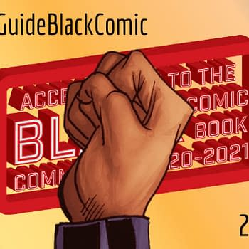 Coming Soon: The Access Guide to the Black Comic Book Community