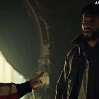American Gods S03 Preview: Shadow's Not Really Happy with Tech Boy