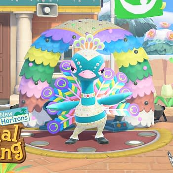 The Next Animal Crossing: New Horizons Heads To The Festivale