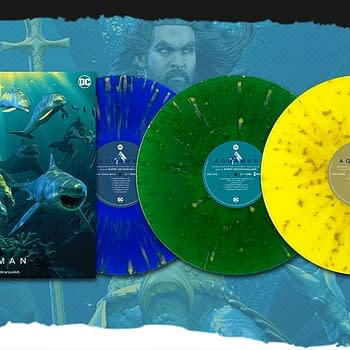 Mondo Music Release Of The Week: Aquaman Soundtrack