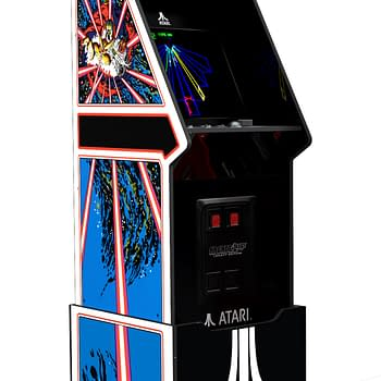 Arcade 1Up Introduces Multiple New Arcade Cabinets At CES 2021