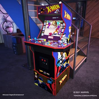 Arcade1Up Introduces Multiple New Arcade Cabinets At CES 2021