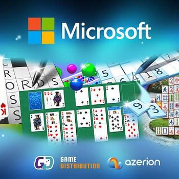 Azerion Will Distribute Several Classic Microsoft Casual Games