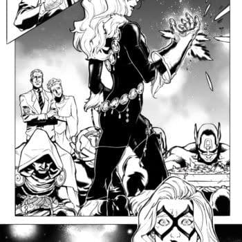 Leaked Black Cat #3 Page Reveals Infinite Destinies for Marvel Comics
