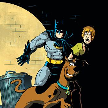 DC Comics To Publish Batman &#038 Scooby-Doo Mysteries #1 in April