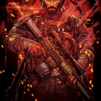 Wll Your Copy Of BRZRKR #1 Be Signed By Keanu Reeves?
