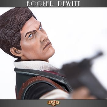 Bioshock Infinite Gets Exclusive 500 Piece Statue From Gaming Heads