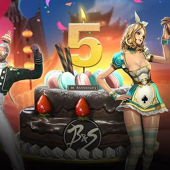 Blade &#038 Soul Celebrates Its Fifth Anniversary With New Events