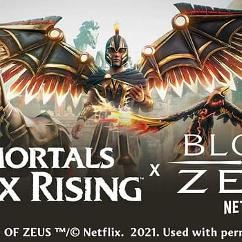 Netflixs Blood Of Zeus Comes To Immortals Fenyx Rising