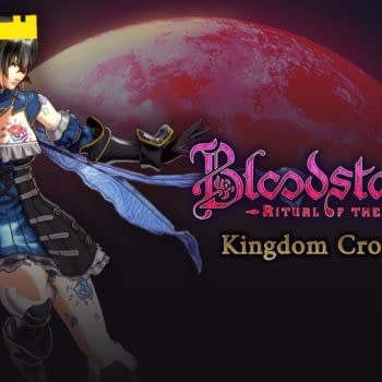 Bloodstained: Ritual Of The Night Receives Free DLC Update