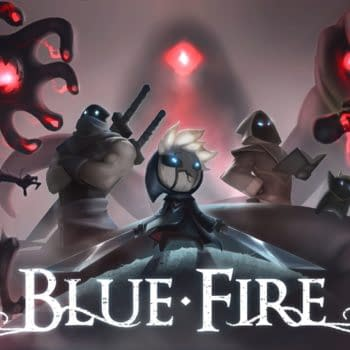 Blue Fire Is Headed To PC & Nintendo Switch On February 4th