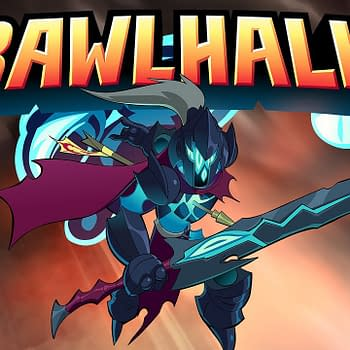 Magyar The Ghost Armor Becomes Brawlhallas Latest Legend