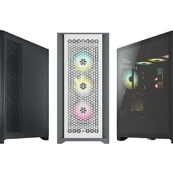 CORSAIR Launches New Set Of 5000 Series Mid-Tower Cases