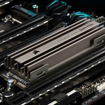 CORSAIR Launches MP600 Core & MP600 Pro M.2 NVMe SSDs