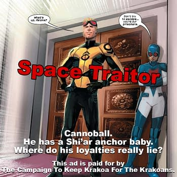 Smear Campaign Has Already Begun For X-Men Election