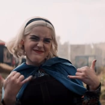 Chilling Adventures of Sabrina _ Bloopers Part 3 - 4 _ Netflix 0-55 screenshot